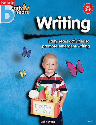 Writing (Belair: Early Years)-ExLibrary