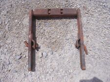 Allis Chalmers Wd Wd45 45 Tractor Ac Snap Coupler Drawbar Draw Bar Support