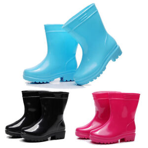 Waterproof Child Solid Rubber Infant