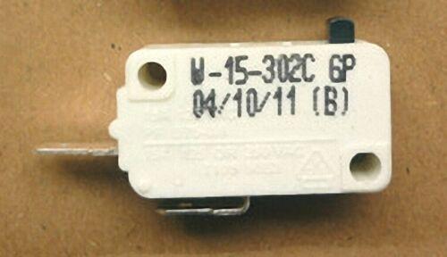 Dorl /_ A 1Pc Mikrowelle Universal Verriegelungsschalter W-15-302C