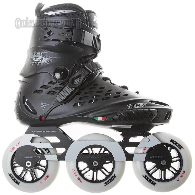 Roces X35 Inline 3x110 TIF Recreational Fitness 110mm Inline X35 Skates  Herren 7.0 New a4cabf
