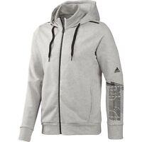 Genuine Adidas Essentials Full-zip Ap Men's Hoodie/ Sweatshirts, Size:l (42-44)