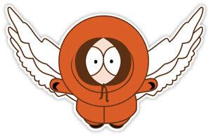 "South Park Kenny Vynil Car Sticker Decal  5/"""