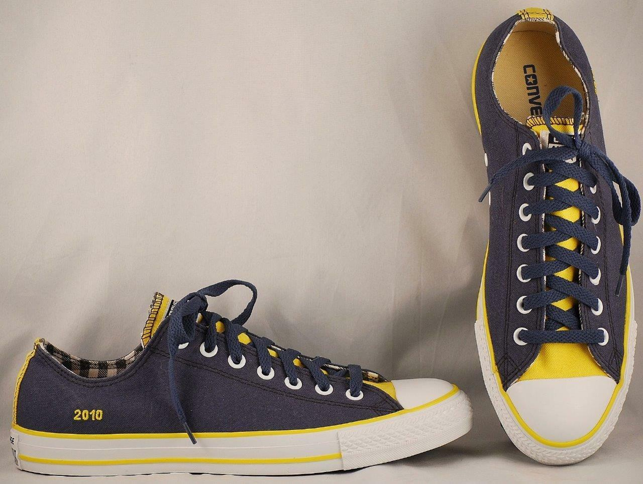 Men's Converse All Star Special Edition 2010 Casual Sneakers US 9.5 EUR 43