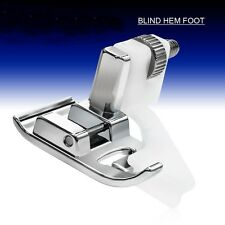 Blind Stitch Sewing Machine Presser Foot All Low Shank Automatic Sewing Machines