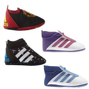 La imagen se está cargando Adidas-performance-lauflernschuhe-krabbelschuhe -Baby-zapatos-Baby-zapatillas- b253c12ed8