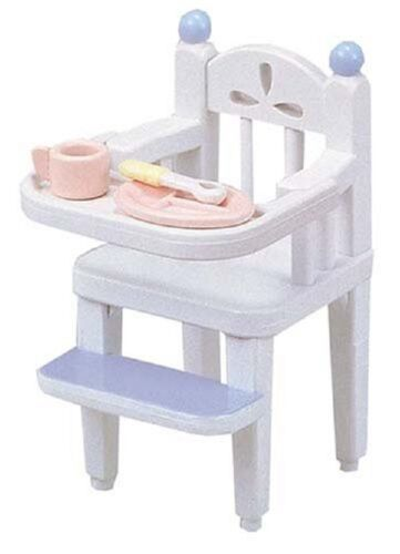 New Sylvanian Families Calico Critters Dolls Animals Baby Chair ka-201 Japan