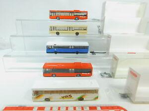 Bo775-0-5-5x-Wiking-h0-1-87-bus-Man-703-Yes-munich-704-706-muy-bien-embalaje-original
