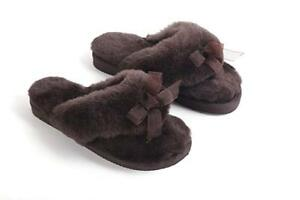 c7a06af224c Image is loading LAMB-Women-039-s-Natural-Australian-Sheepskin-Flip-
