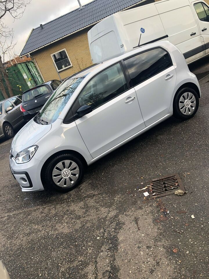 VW Up!, 1,0 MPi 60 Double Up! ASG BMT, Benzin