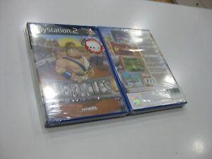 Heracles PS2 Ausgabe Spanisch Ovp Neue