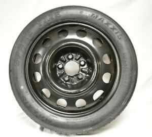 05-11-Mustang-17x4-Maxxis-T155-70R17-Spare-Tire-Wheel-Emergency-Temporary-A5528
