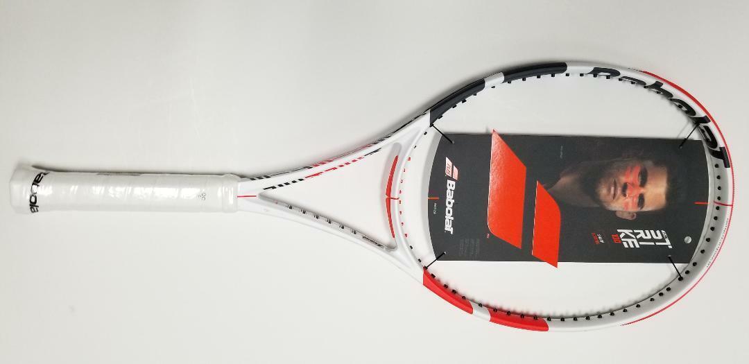 Babolat Puro Strike 100 (4 3 8) Tennis Racquet