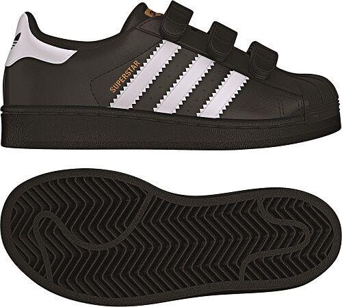 Adidas Superstar Fondotinta Cf C Bambini Scarpe per Tempo Libero / B26071
