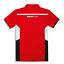 Genuine Ducati Corse Men/'s Power Polo Shirt Panigale Red 98770025