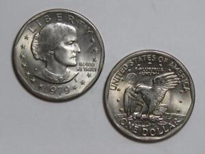 Details about 1979-D Susan B Anthony Dollar - Uncirculated SBA