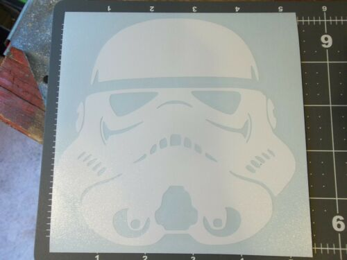 Storm Trooper Star Wars Sticker Decal