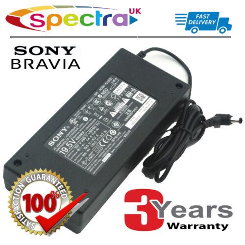 Original Genuino Fuente De Alimentación AC Adaptador Cable para Sony Bravia Led/lcd Tv 120W