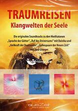 TRAUMREISEN - Klangwelten der Seele - 3 Soundtrack CDs - PROJEKT TONGRUBE - NEU