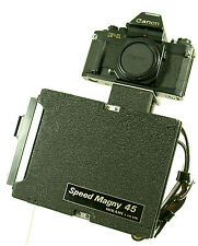 CANON F-1N F1 New F-1 Mikami Speed Magny Polaroid 45 vintage rare