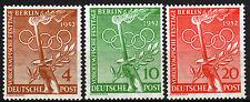 Berlin 88-90 **, Vorolympiade 1952