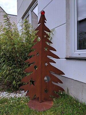 Edelrost Gartenstecker Rost Gartenskulptur Figure Kaktus 65*10.5*150cm 031990