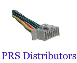 panasonic wiring harness ebay panasonic16 pin harness panasonic car stereo 16 pin wiring harness  car stereo 16 pin wiring harness