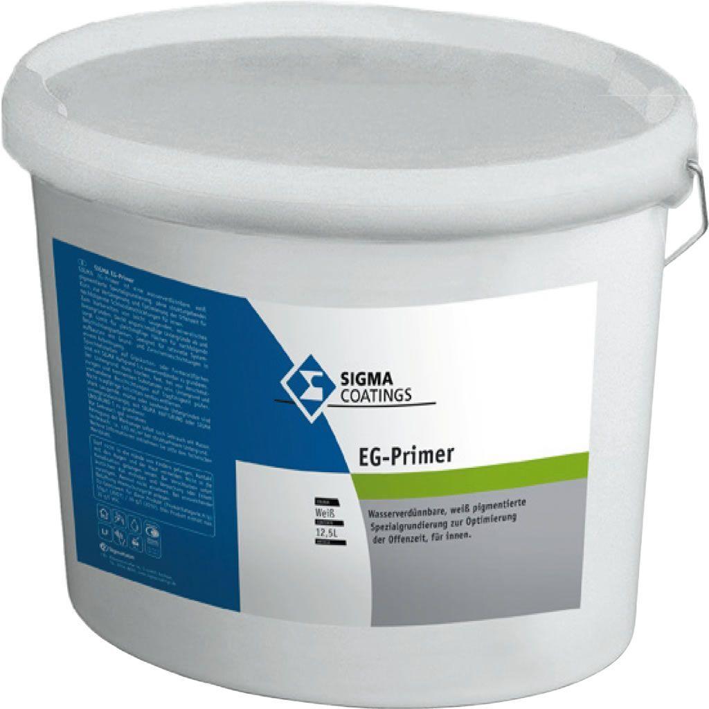 SIGMA EG-Primer 12,5 Liter -wasserverdünnbar, weiß pigmentiert-