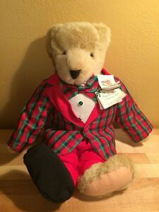 With Tags Muffy Vanderbear The Grand Vanderball Christmas Bear