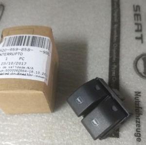 Original Vw Polo Fox Ibiza 6q0959858 9b9 Lado Del