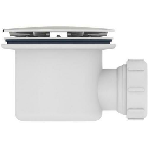 """Shallow Bath U Bend P Trap Waste 40mm x 19mm Seal Bath Trap Shower waste 1½/"""""""