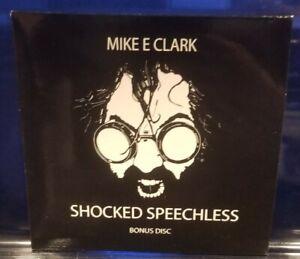 Mike E. Clark - Shocked Spechless 1/100 CD insane clown posse kid rock esham pdm