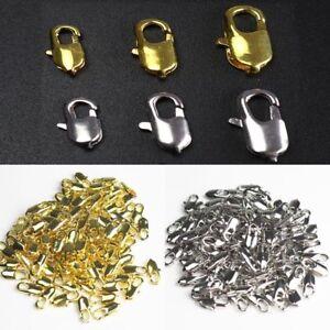 Wholesale-Gold-Platinum-Lobster-Clasp-for-Necklace-Bracelet-Repair-DIY-Making