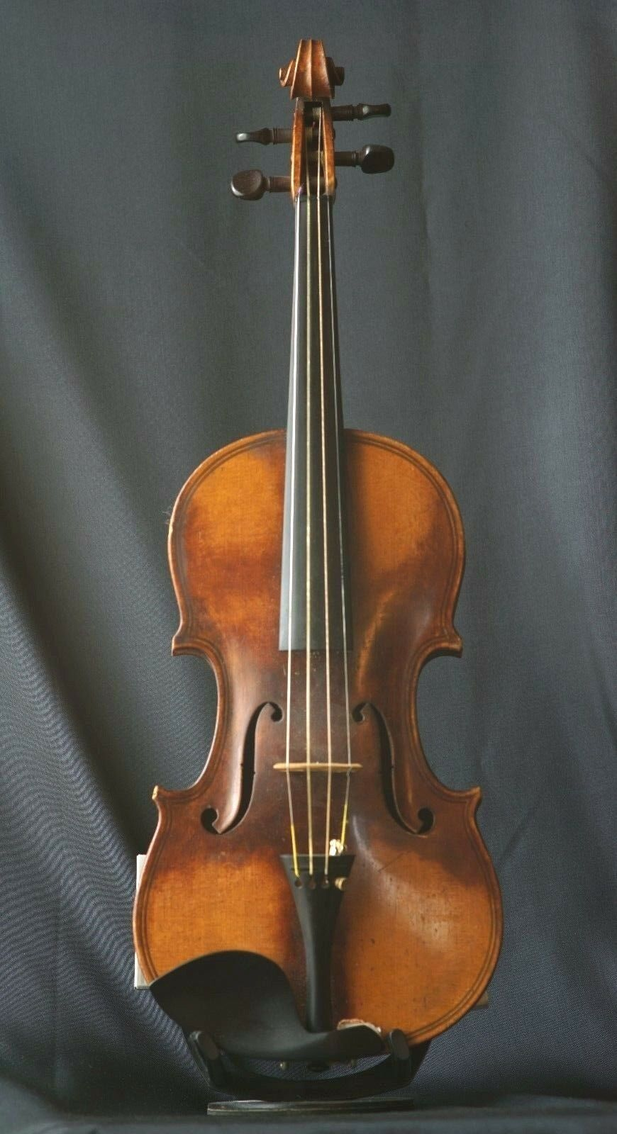Old Violino violin antico francese France 4 4  Feyen anno 1855 ottimo stato
