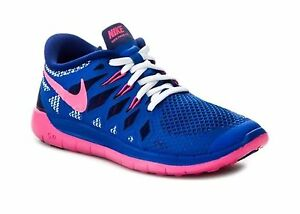 Scarpe donna 5 Taglie ginnastica Pink New Uk4 5 da da Blue donna 0 Uk3 da Nike Boxed Uk3 Gs Free aqAxSwnvY
