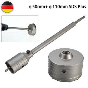 SDS-plus HM Bohrkrone Ø 65mm x 160mm Dosenbohrer Kernbohrer Hartmetall Lochsäge