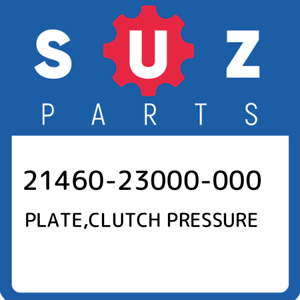 21460-23000-000-Suzuki-Plate-clutch-pressure-2146023000000-New-Genuine-OEM-Part