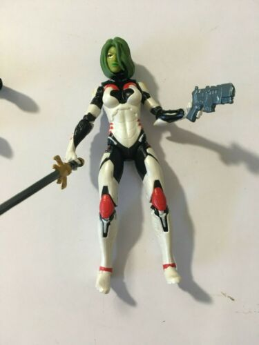 MARVEL legends gardiens de la Galaxie-Gamora figurine loose NEUF lire