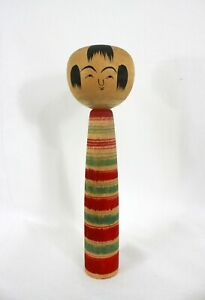 DENTO-KOKESHI-VINTAGE-Poupee-japonaise-Tsuchiyu-Made-in-Japan-123