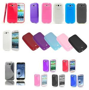 Slim-S-Shape-TPU-Silicone-Gel-Rubber-Soft-Skin-Case-Cover-For-Samsung-Galaxy-S3