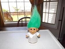Russ Angel Troll Doll 4 1/2 Inches