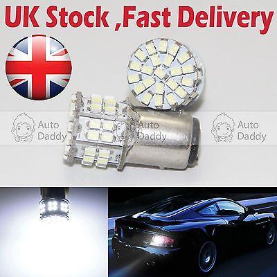 White LED Error Free Bulbs Canbus Cree 501 SMD Sidelight Xenon Light T10 W5W 2X