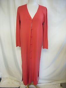 Coatigan Size Coral Cardigan Country 2201 Ladies Blend Long Casuals M Wool 7xFzXwqt6