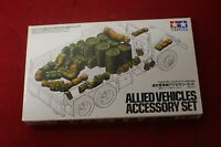 Tamiya Model Kit - Allied Vehicles Accessory Set 1:35 H2