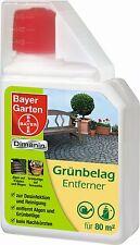 """Bayer """"Dimanin Grünbelag Entferner"""" 500 ml Flasche mit Konzentrat"""