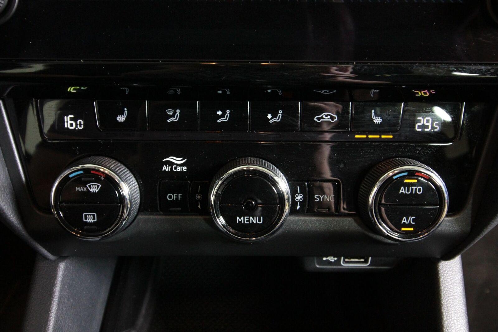 Skoda Octavia TSi 115 Style Combi
