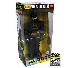 Funko Vinyl Invaders Batman Robot Black Suit 2012 San Diego Comic Con Only 480pz