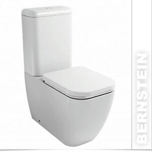 bernstein stand wc mit sp lkasten toilette mit softclose sitz ct101 bodenstehend 4250347325434. Black Bedroom Furniture Sets. Home Design Ideas