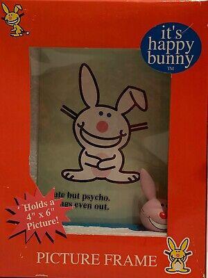 Lot 4 Cute But Psycho Not Listening Etc. Its Happy Bunny Jim Benton Plush Toy