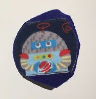 Childrens Kids Lazy Eye Eyeglass Glasses Eye Space Man Robot Right Eye